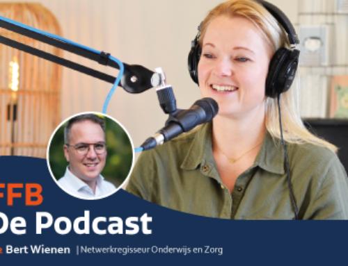 FFB de podcast: Wat het onderwijs nodig heeft? Échte gesprekken.